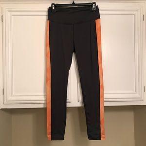 Orange Theory Fitness Side Panel Leggings